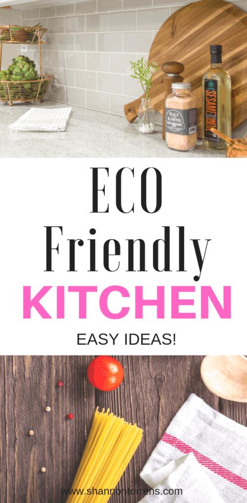 Eco friendly Kitchen ideas