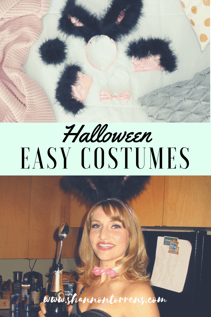 simple halloween costume ideas