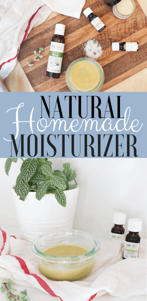 natural homemade hand moisturizer
