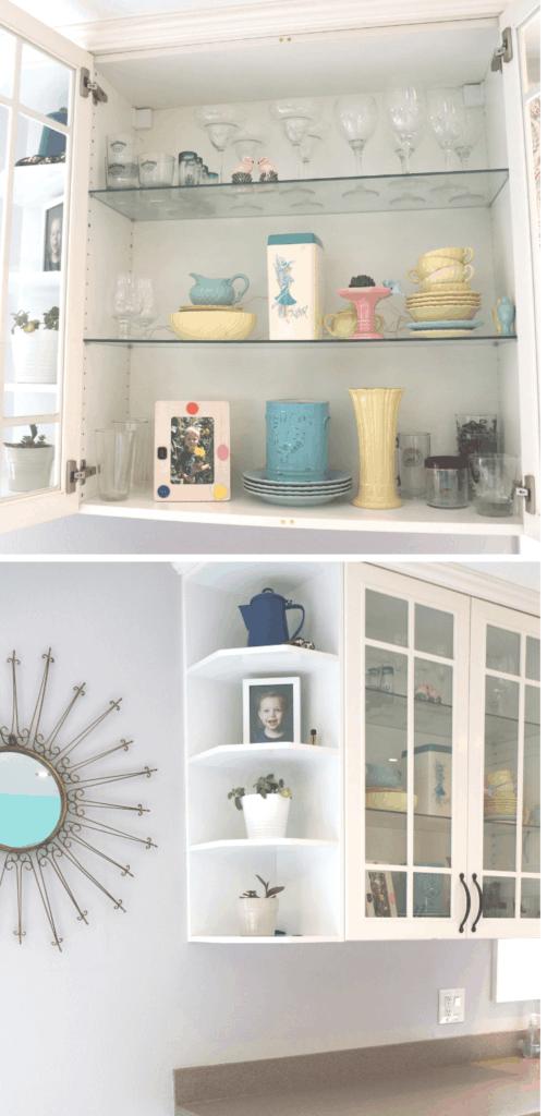 Minimalist Shelf Decor