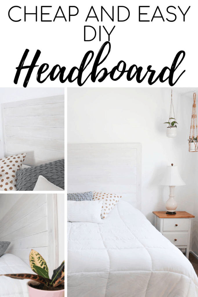 how to make a diy headboard