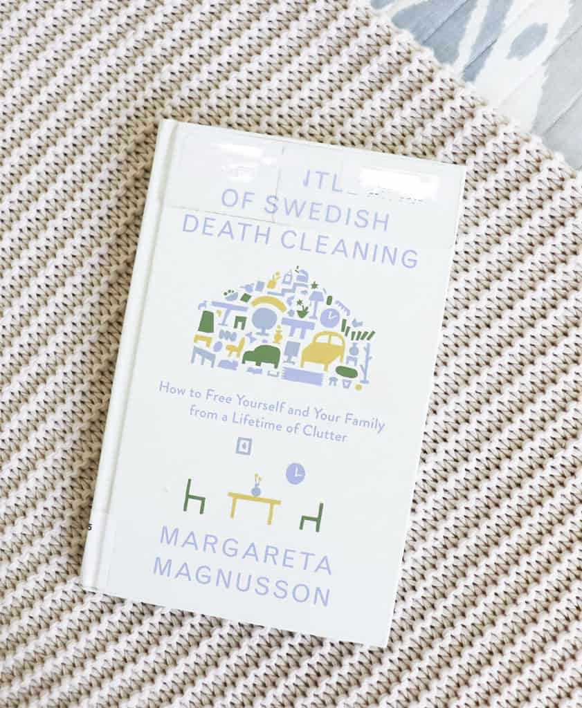 WHAT IS THE GENTLE ART OF SWEDISH DEATH CLEANING