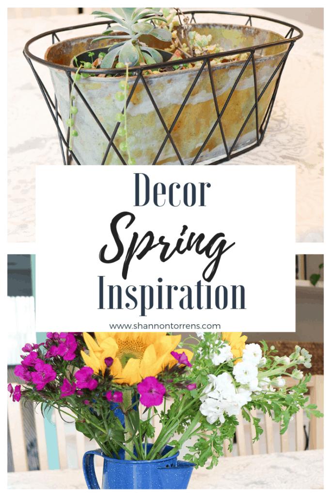 Spring Decor Inspiration