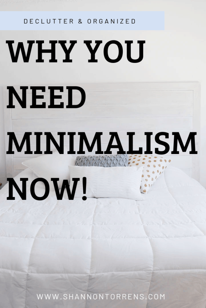 minimalism, decluttering, simple living, organization