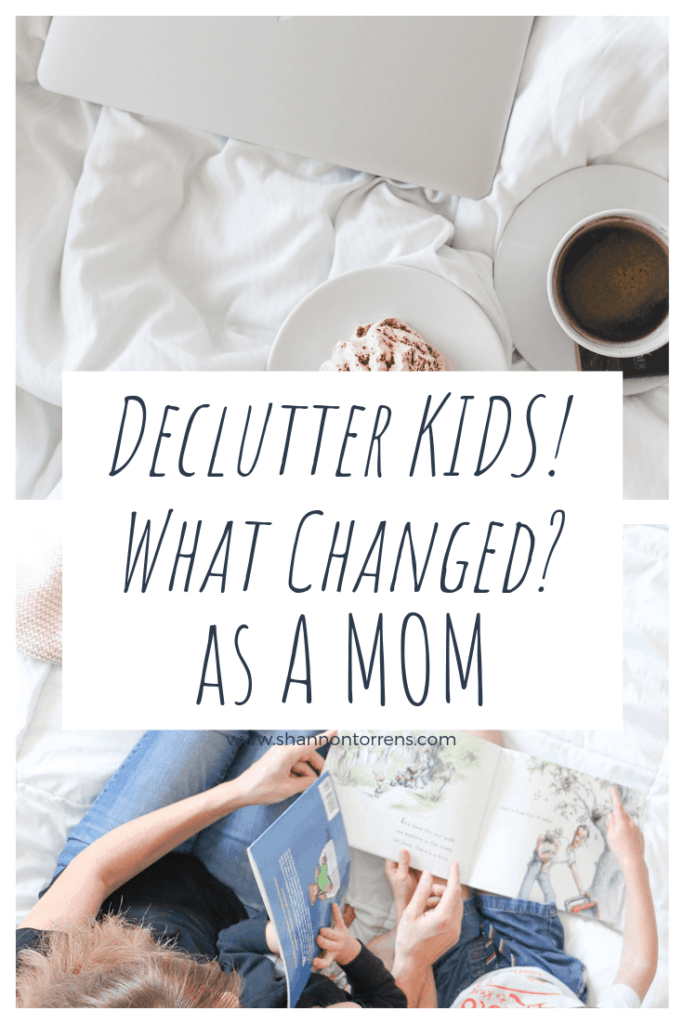 DECLUTTERED KIDS SIMPLE LIFE WITH KIDS