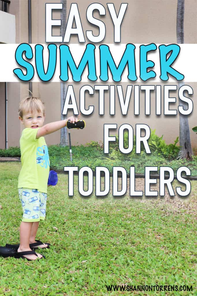25 FUN SUMMER ACTIVITIES FOR SUMMER