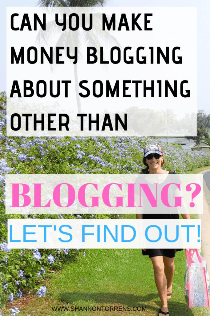 Blogging? Can you Make money blogging