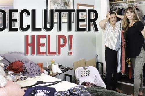 Declutter Help