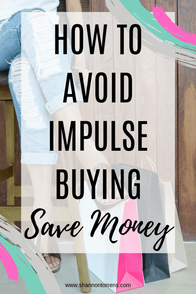 How to avoid impulse buying and save money