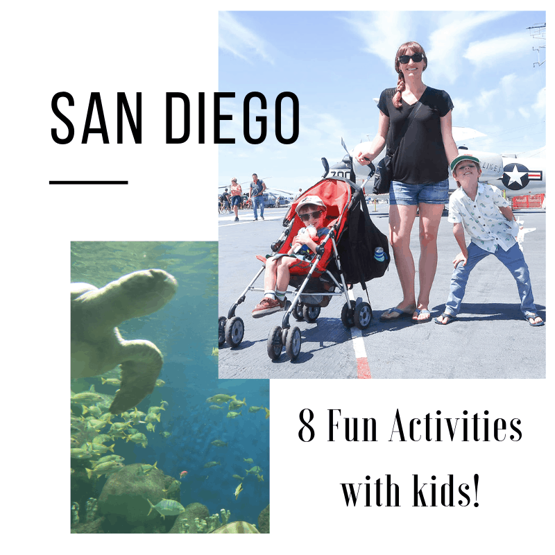 8 Fun Activities To Do In San Diego With Kids Shannon Torrens