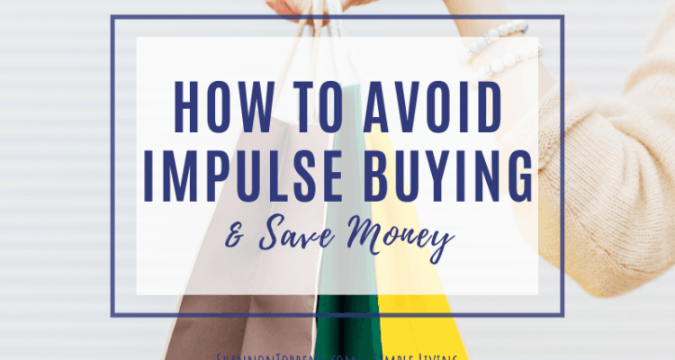 How To Avoid Impulse Buying