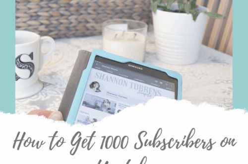 get 1000 subscribers on youtube
