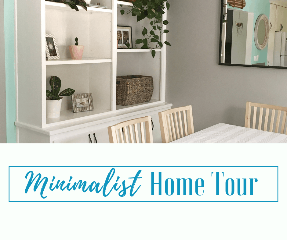 minimalist home decor and house tour
