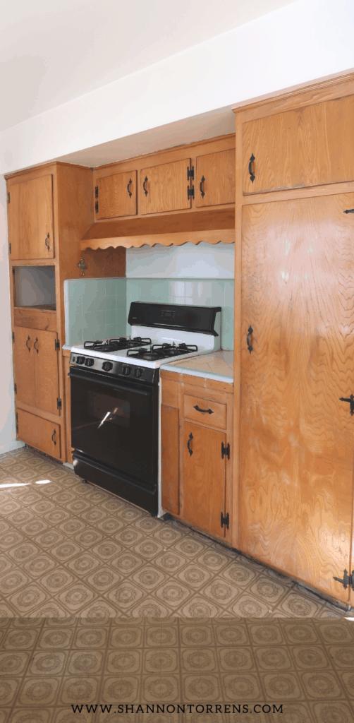 1950's kitchen original decor