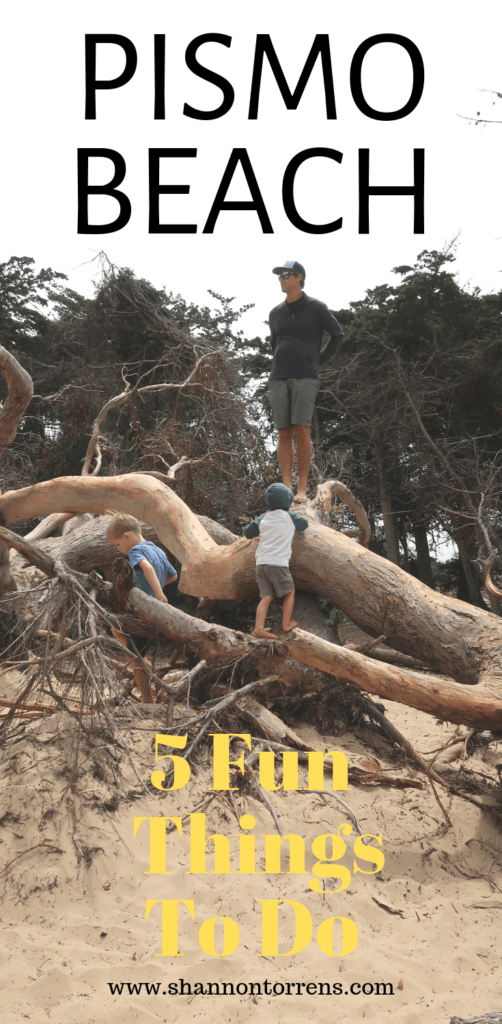 Pismo Beach In August - 5 Fun Things To Do