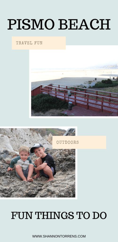 Fun things to do in Pismo Beach