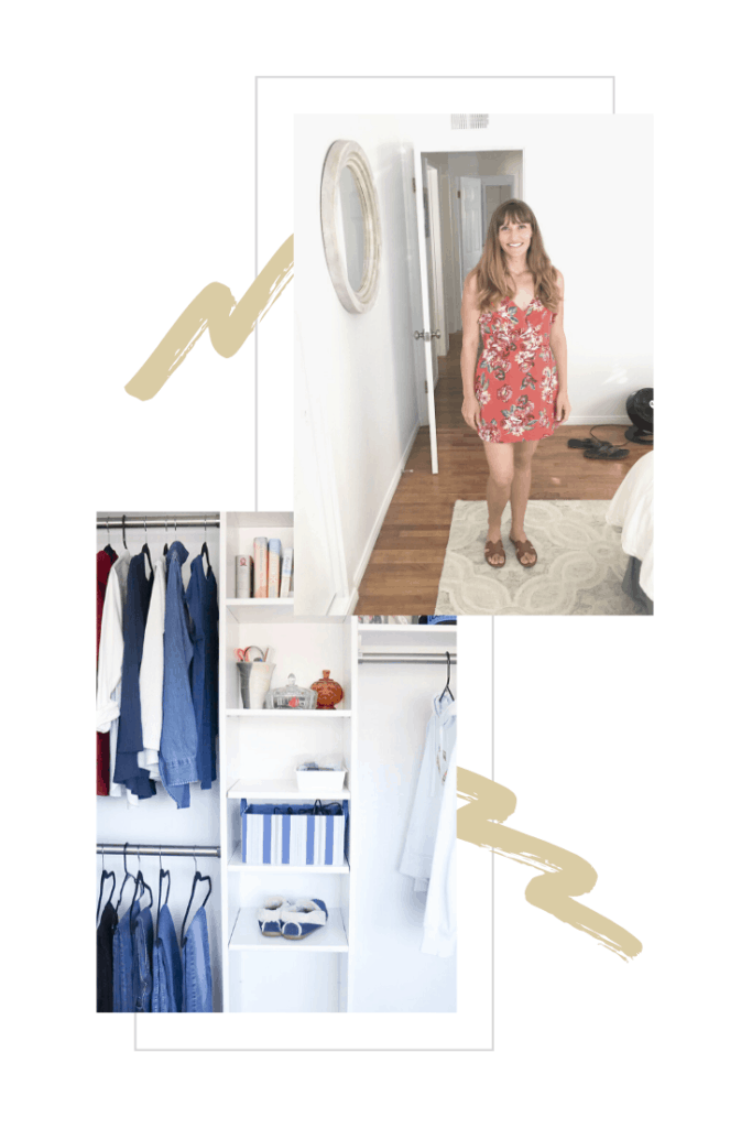 LESSONS FROM DECLUTTERING MY CLOTHES