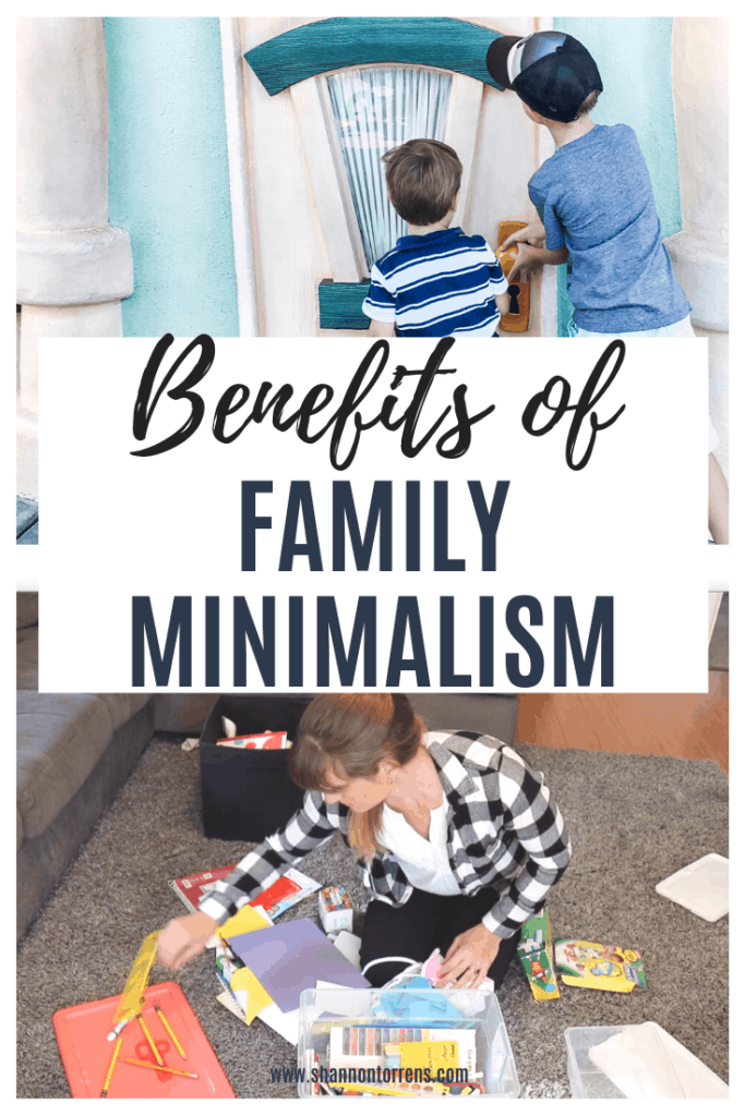 What is family minimalism?