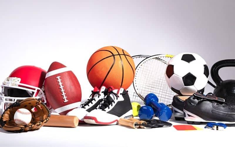 declutter sport equipment