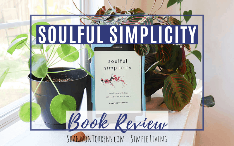 soulful simplicity book