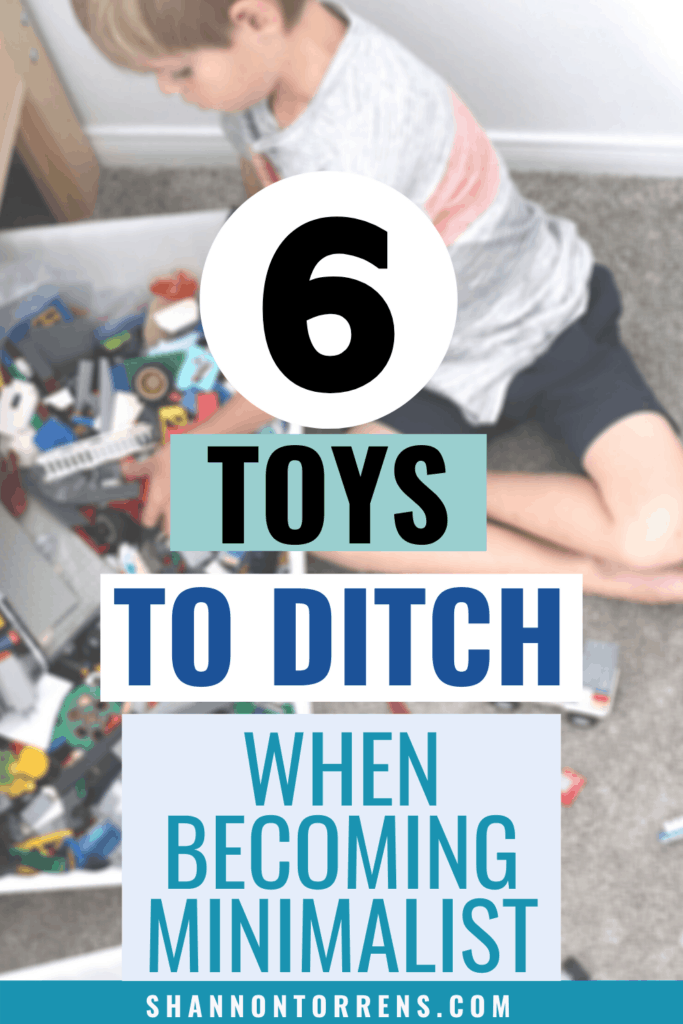 6 TOYS TO DITCH