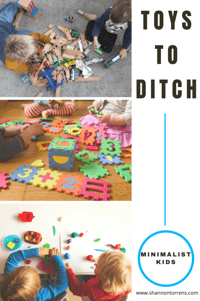TOYS TO DITCH