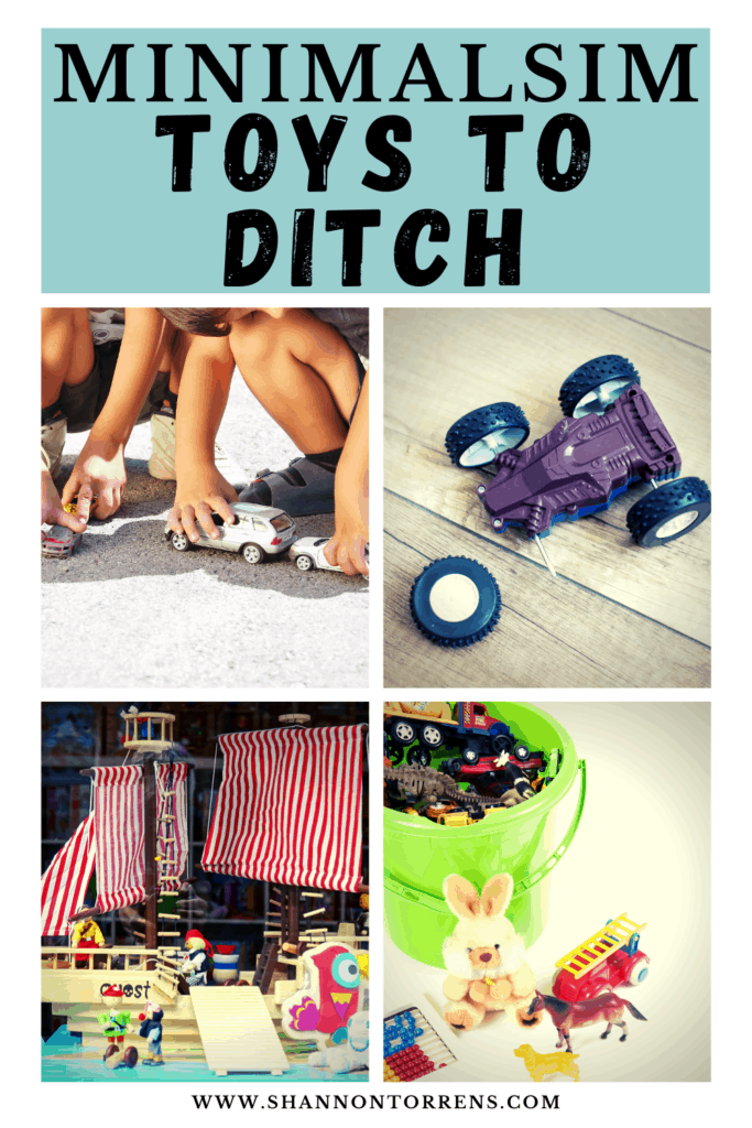 toys to ditch now
