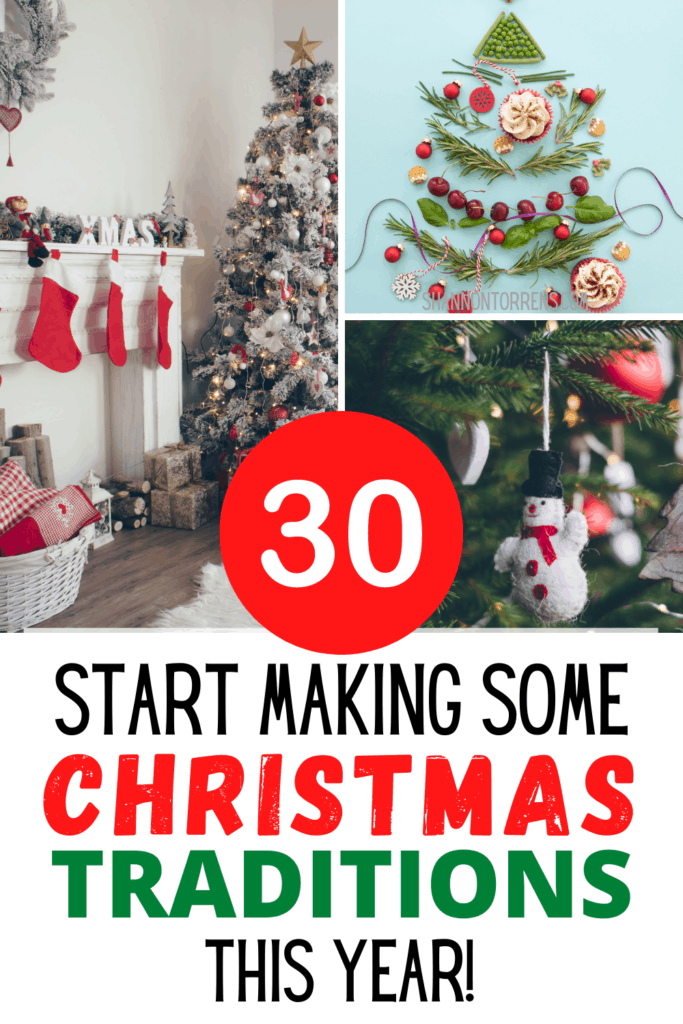 30 Christmas Traditions to make this year