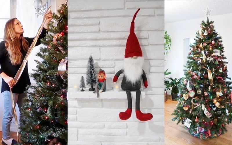 MINIMALIST CHRISTMAS HOME TOUR