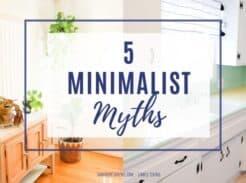 minimalist myths