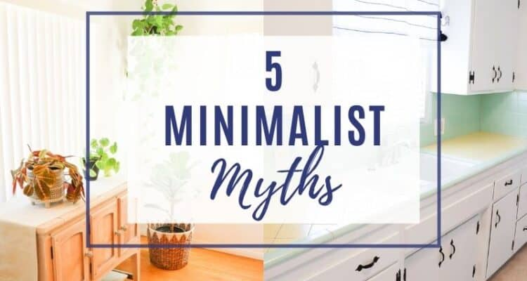 minimalist myths