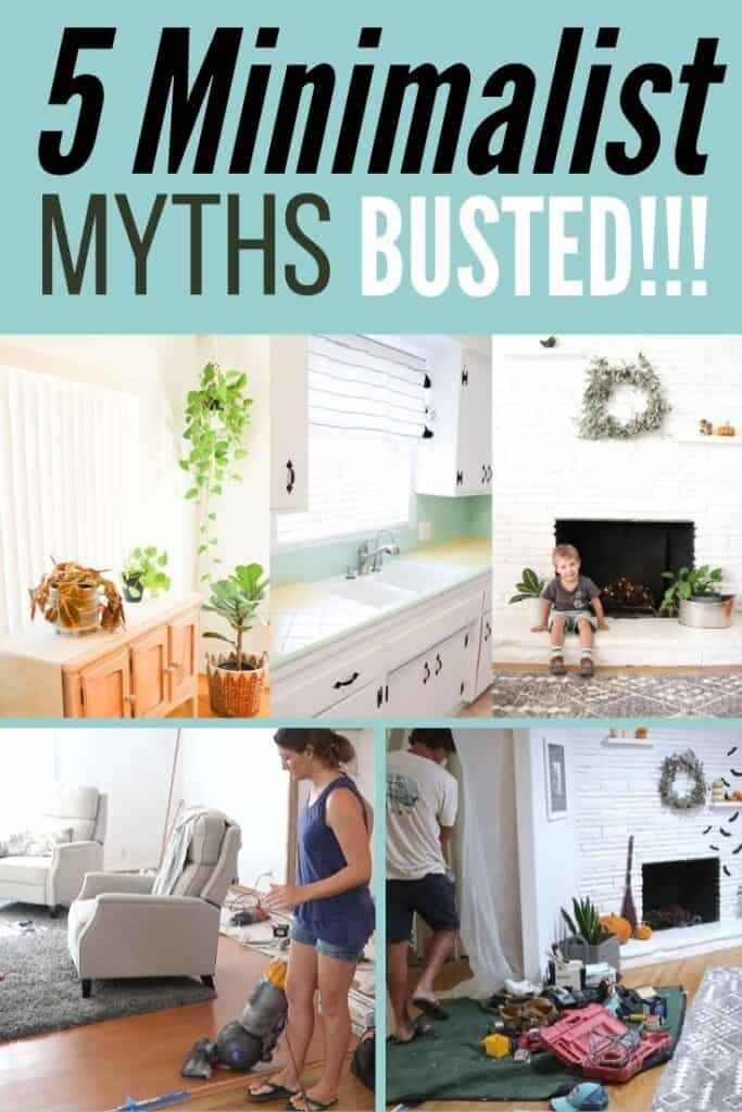 5 minimalist myths busted