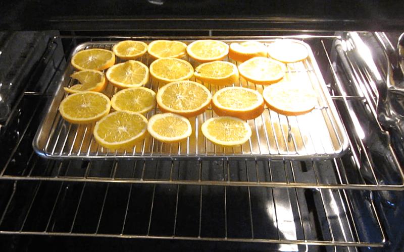 orange slice oven