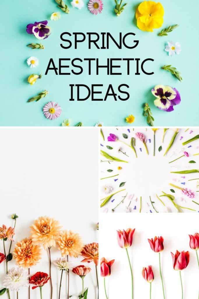 Spring Aesthetic Ideas