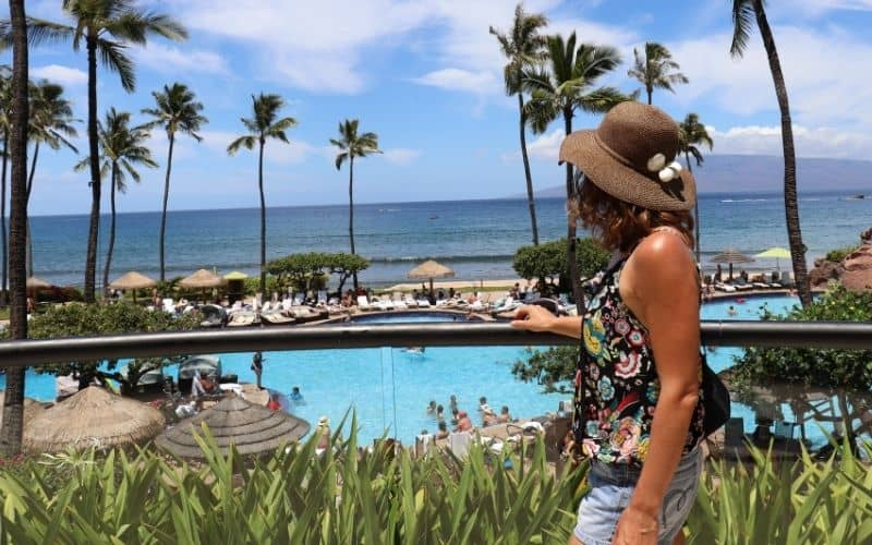 Vacation planner for Maui