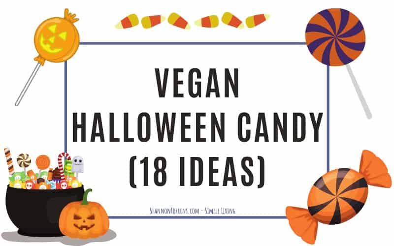 Vegan Halloween Candy